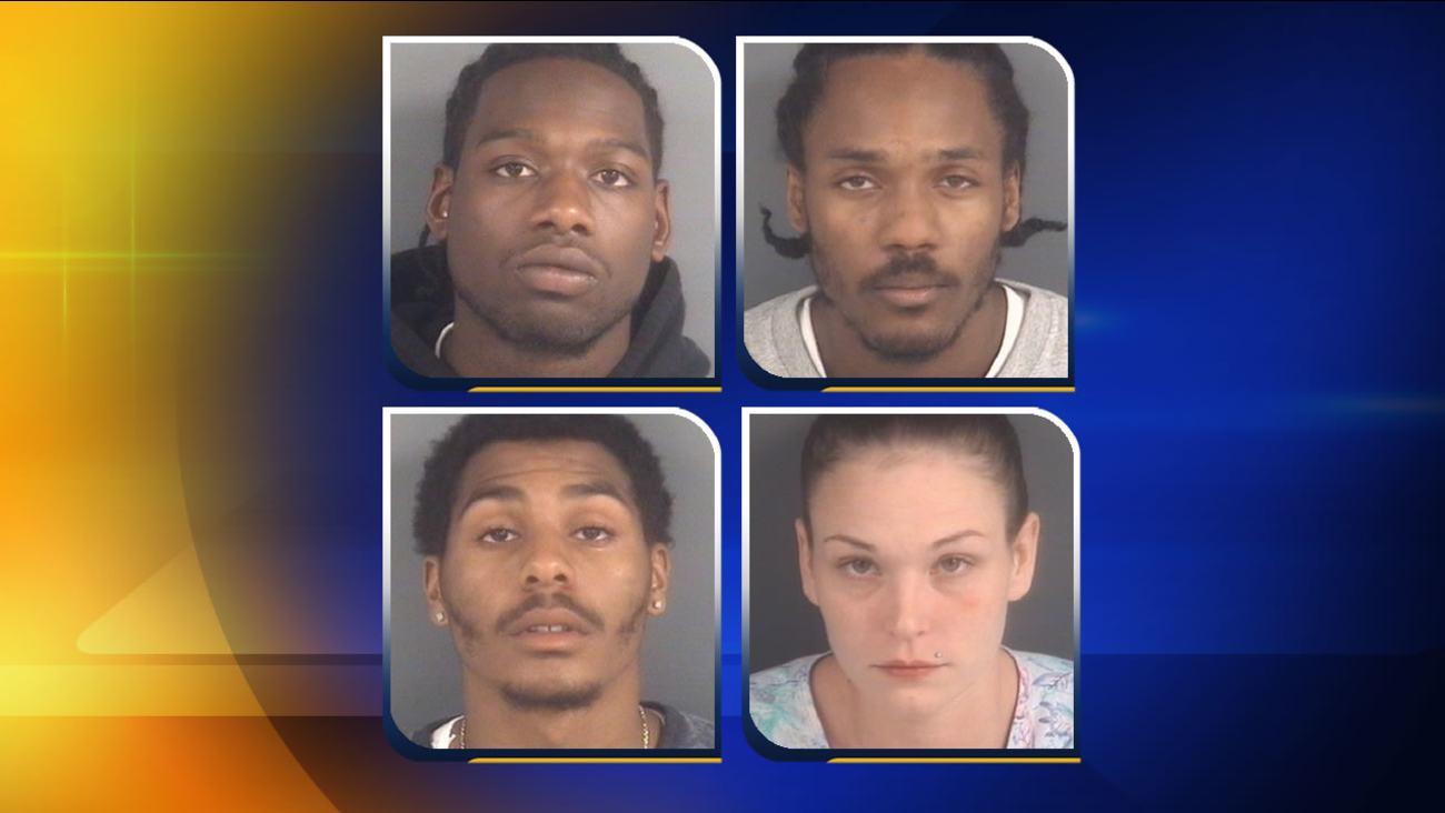Four charged in Cumberland County killing | abc11 com
