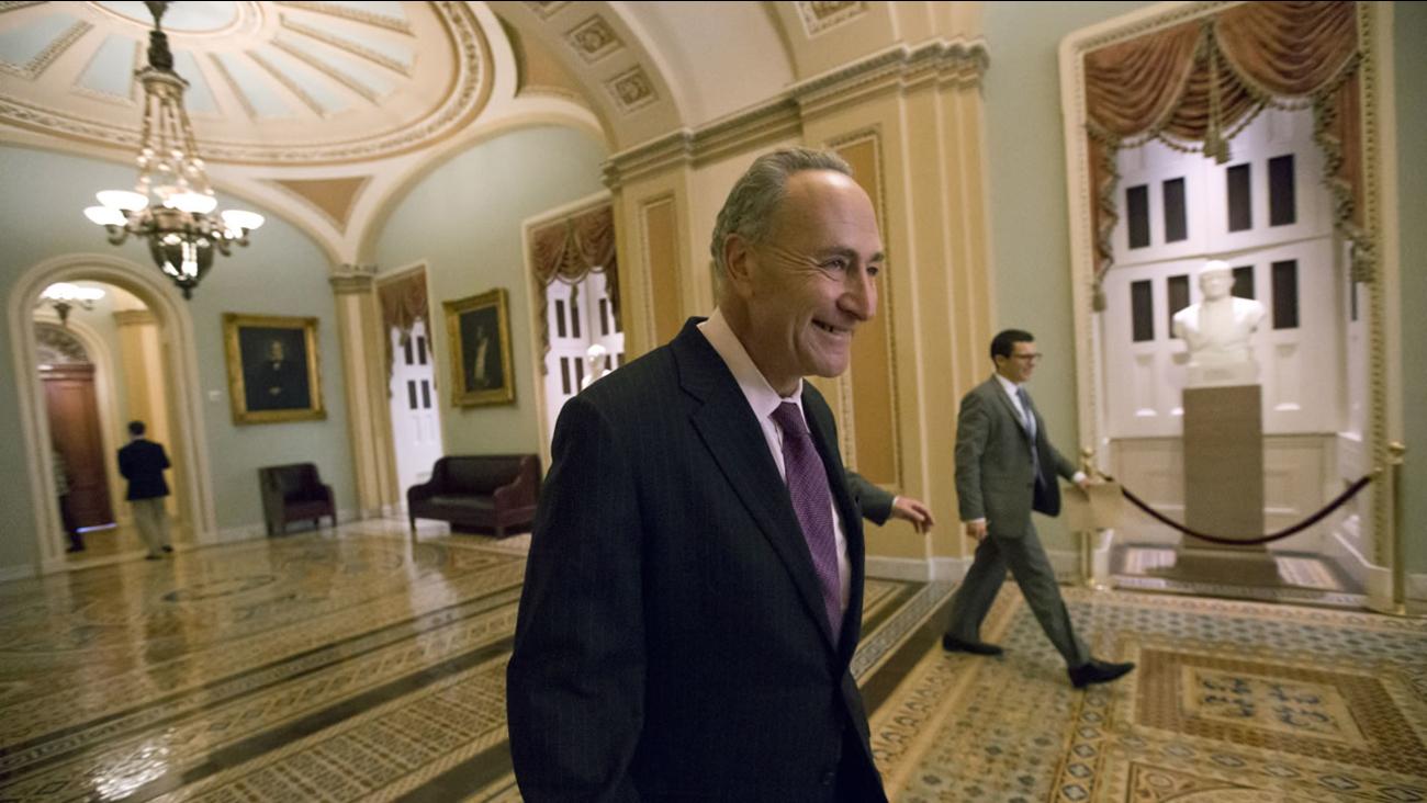 Sen. Chuck Schumer, D-N.Y.