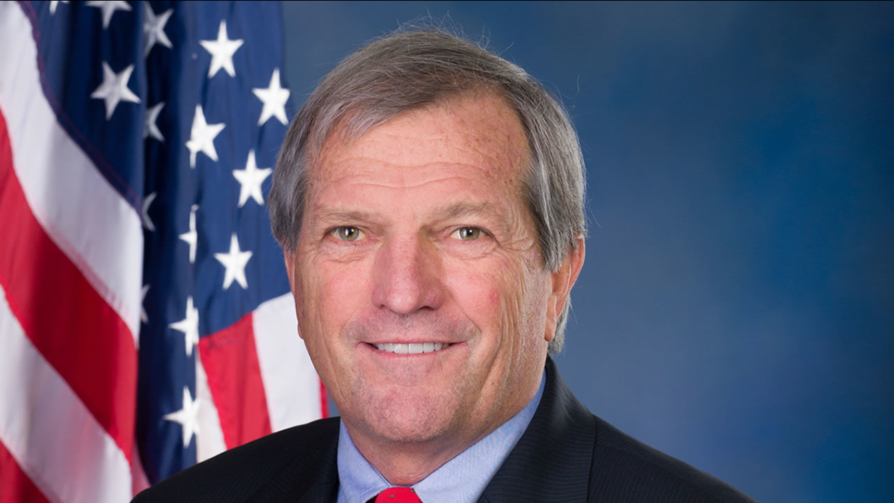 Rep. Mark DeSaulnier, D-Calif., represents California's 11th Congressional District.