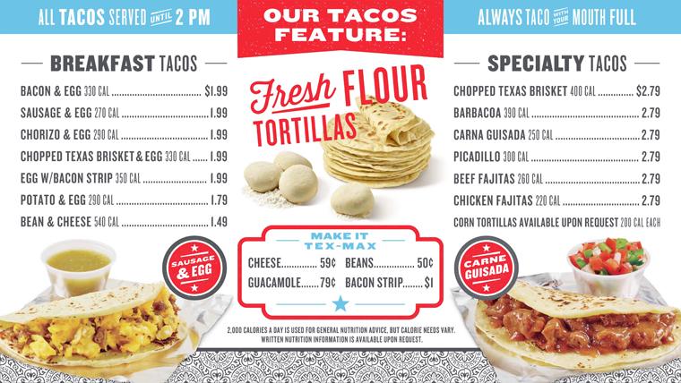 True Texas Tacos