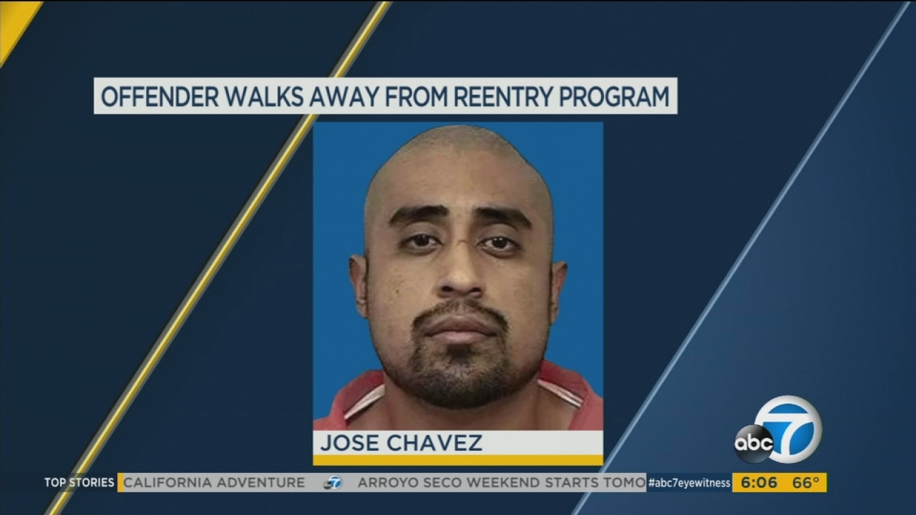 An emergency search began after authorities were notified that 31-year-old Jose Chavez had tampered with his electronic monitoring device and was nowhere to be found.