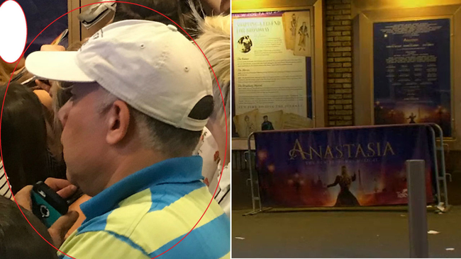 Man Accused Of Groping Teens Outside Broadway Performance Of Anastasia Abc7ny Com