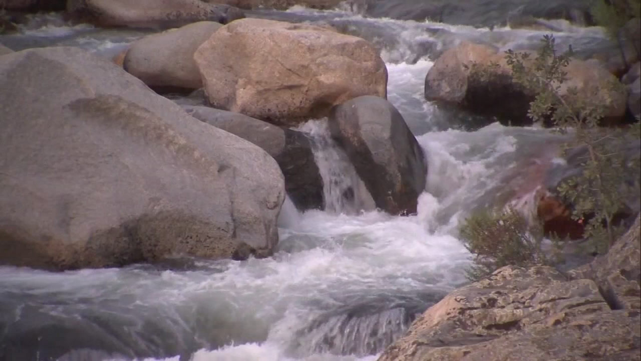 97a3f3e003 Santa Clarita man drowns trying to save 5-year-old boy from raging river at  Sequoia National Park   abc7news.com