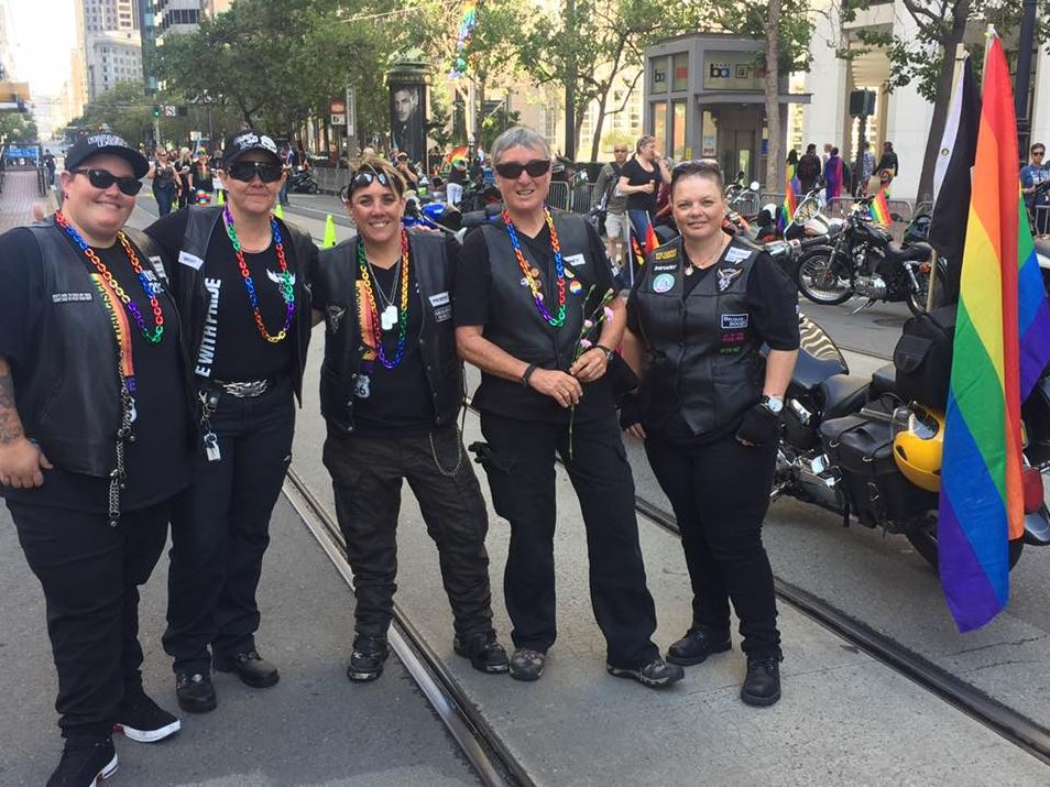 "<div class=""meta image-caption""><div class=""origin-logo origin-image none""><span>none</span></div><span class=""caption-text"">Participants are seen before the Pride Parade in San Francisco on June 24, 2018. (KGO-TV)</span></div>"