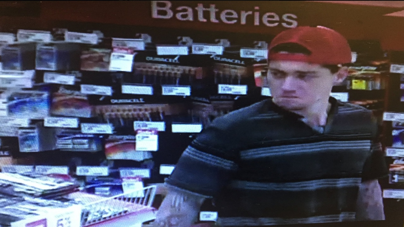 Police need your help finding Clovis Target Shoplifting