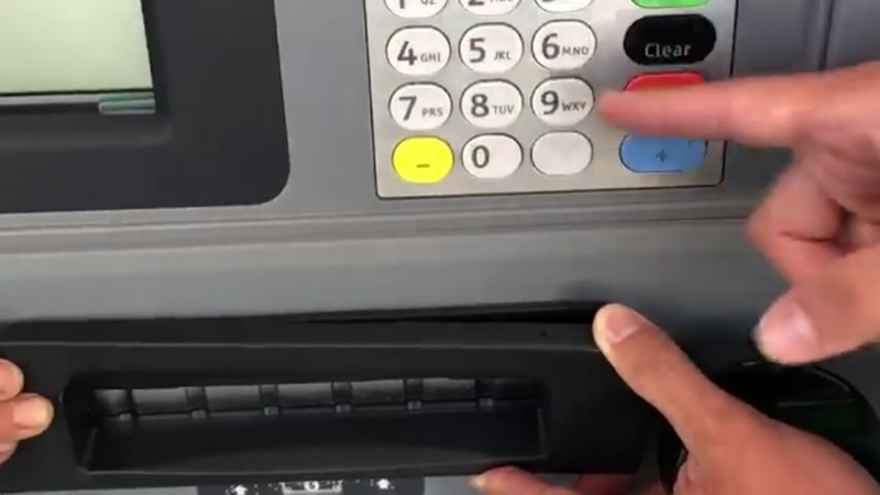 Freeport police warn about ATM skimmers