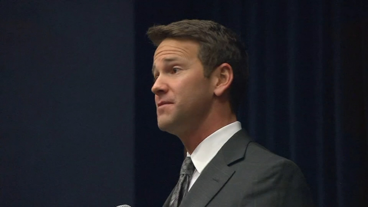 aaron schock government violated my rights staged cover up