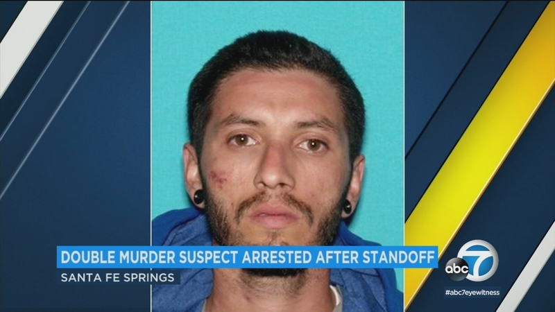 Downey shooting: 2 killed at motel, suspect arrested in Santa Fe Springs