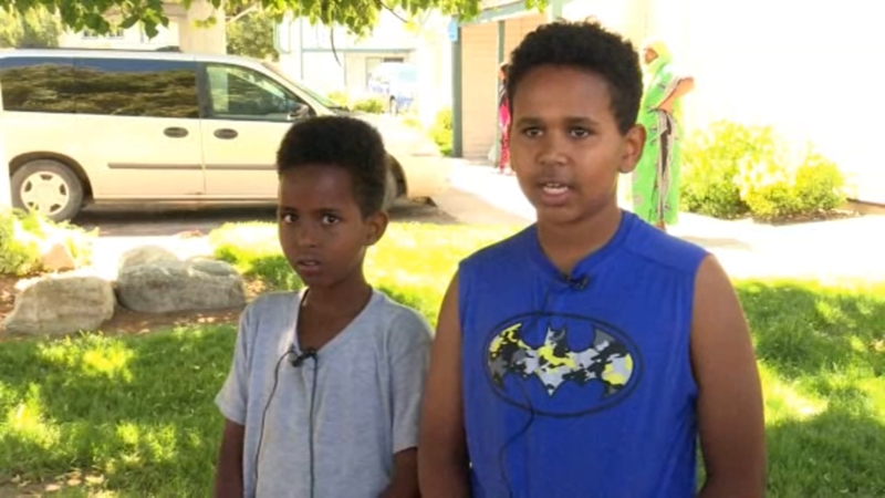 Children describe birthday party attack: 'We didn't want to get stabbed'