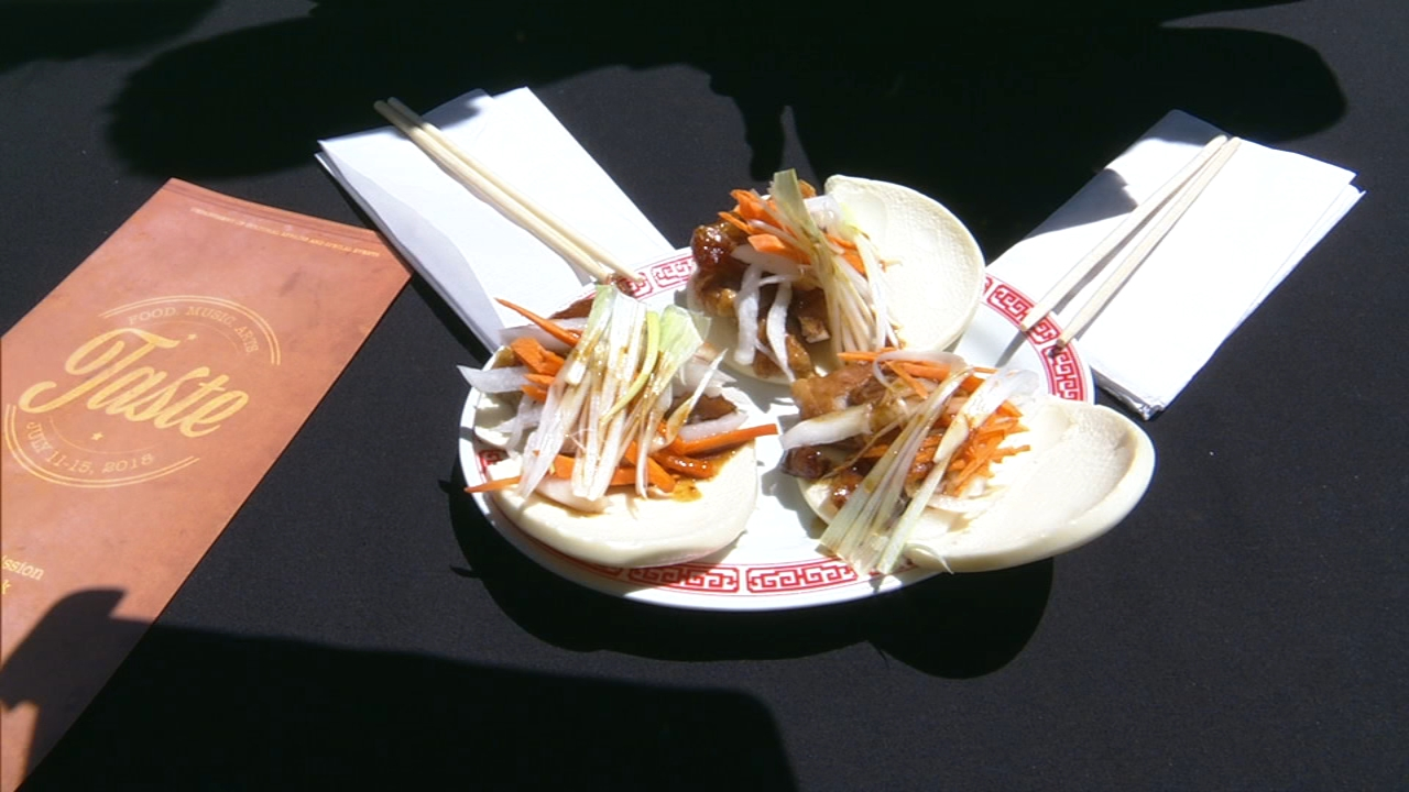 Taste of Chicago: Sun Wah Barbecue, Fronen Foods