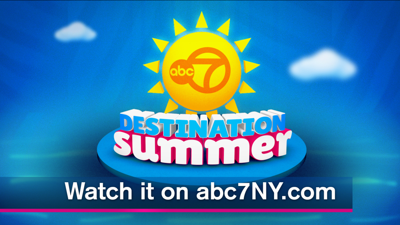 Destination Summer': Watch our half-hour special on the joys
