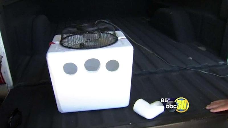 Diy Homemade Air Conditioner