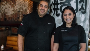 1e917ad7050 Ayesha Curry opens International Smoke in CityCentre