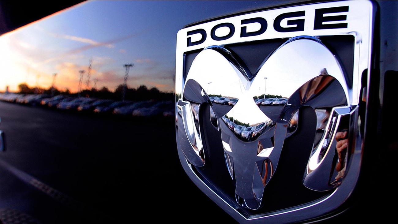 Dodge RAM 3500 Heavy Duty pickup truck