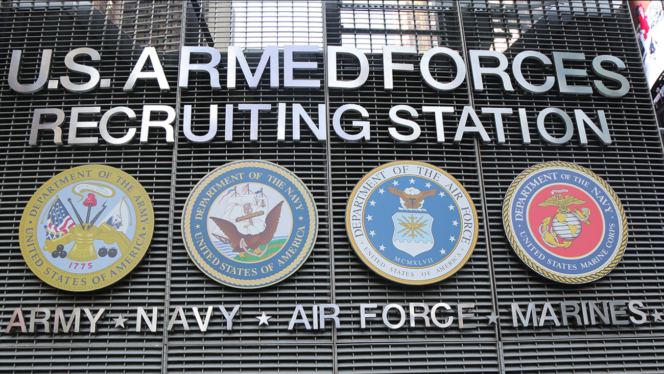 Immigrant military recruits being abruptly discharged, AP reports - ABC7  Los Angeles