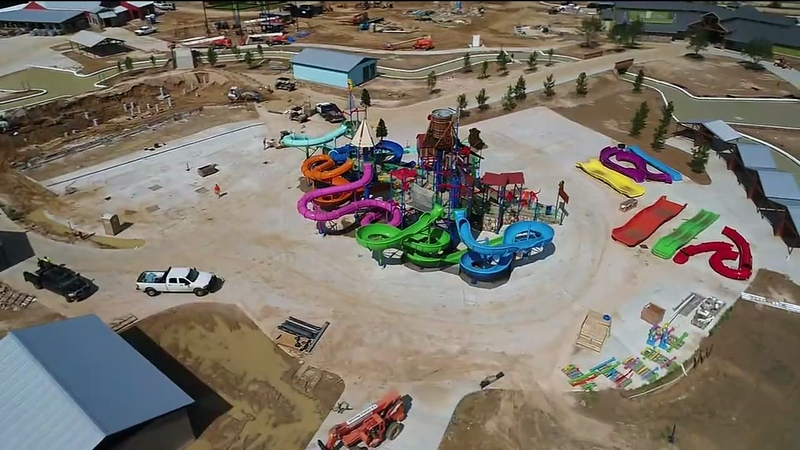 Still no opening date for Grand Texas Theme Parks