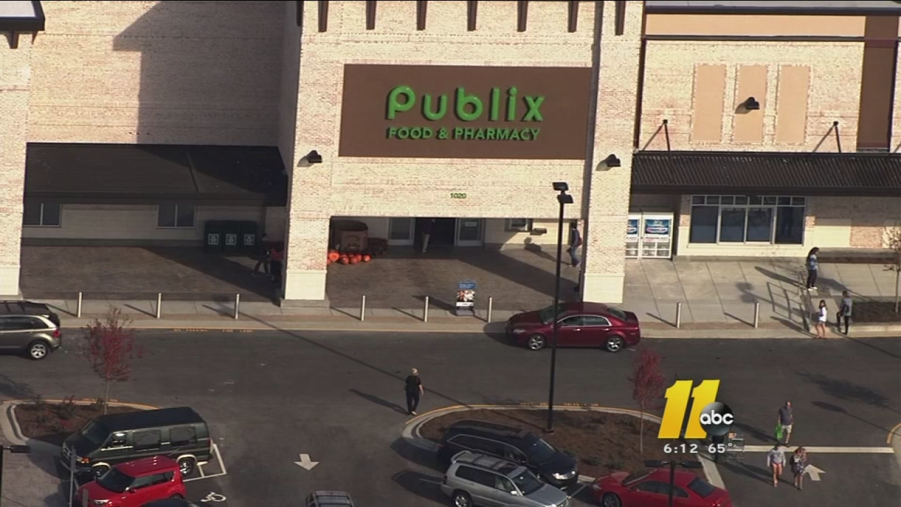 Publix grocery store opens in Cary