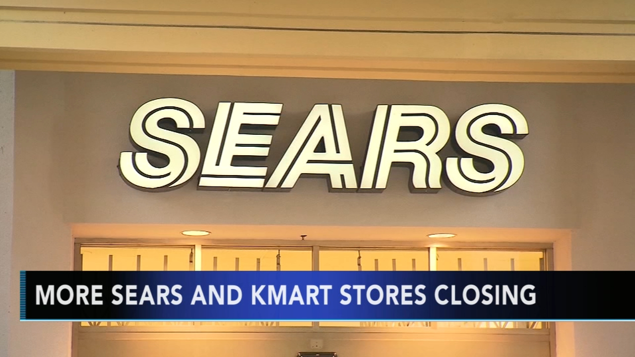 Sears Adds More Stores To Its Closing List