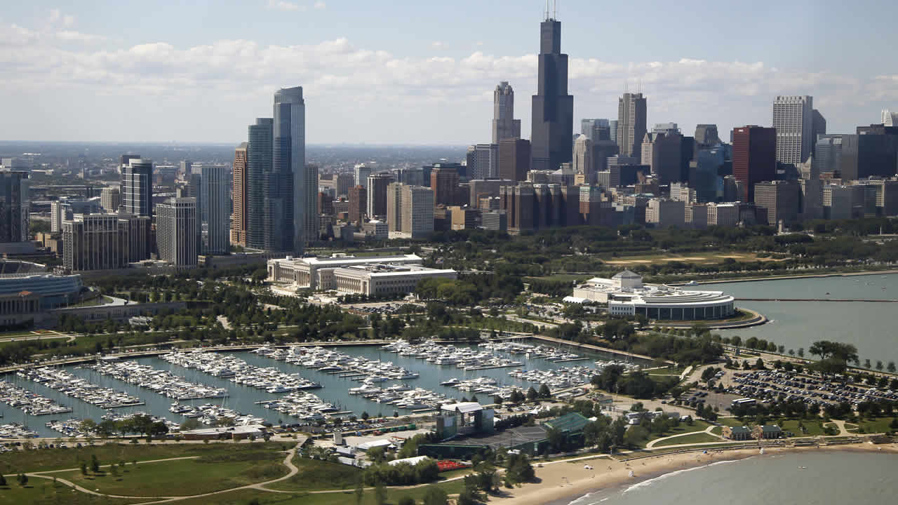 places in chicago that make a lot of money