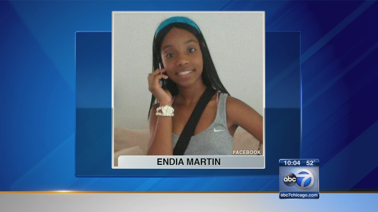 14-yr-old girl shot and killed on near West Side
