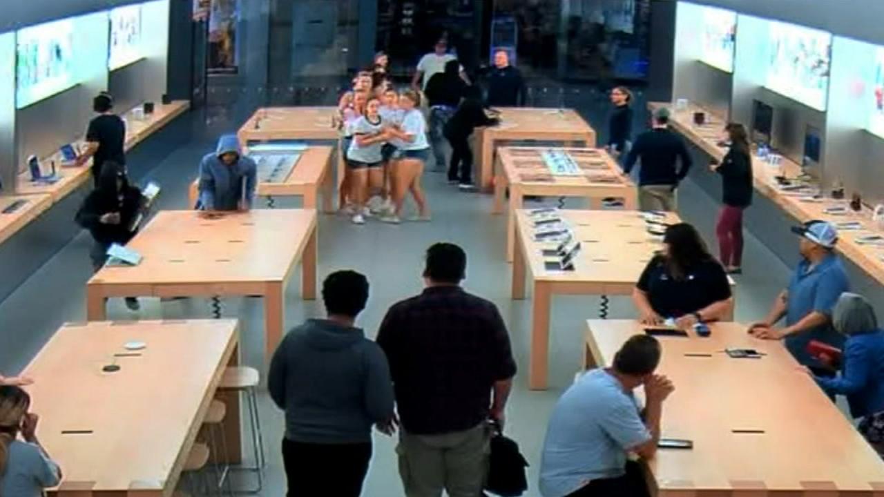 Apple store nj