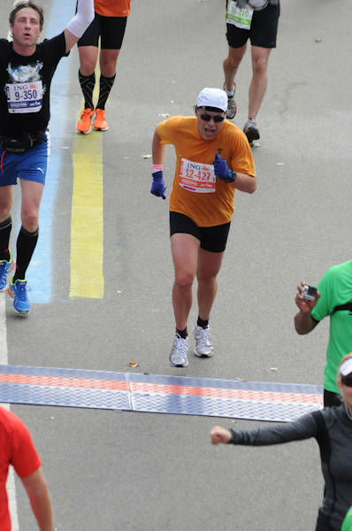 """<div class=""""meta image-caption""""><div class=""""origin-logo origin-image """"><span></span></div><span class=""""caption-text"""">Fred Volpaccio has made an amazing comeback from an injury to run in this year's TCS New York City Marathon.</span></div>"""