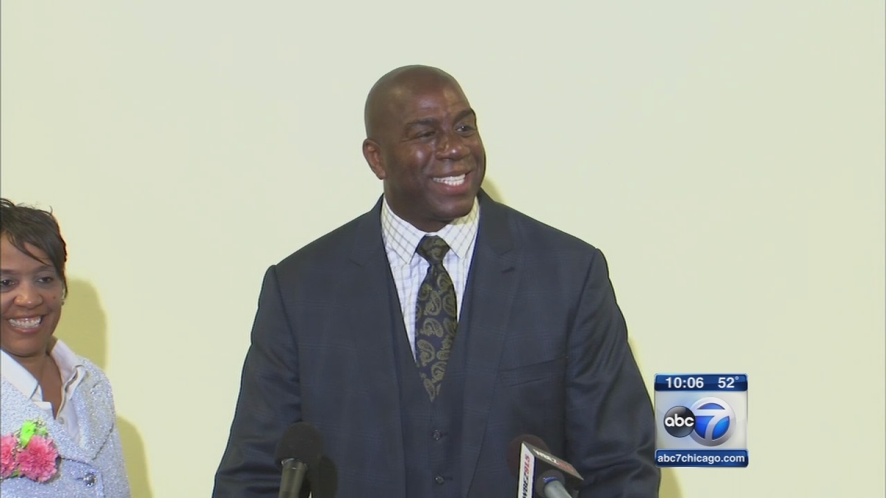 Magic Johnson addresses Donald Sterling firestorm