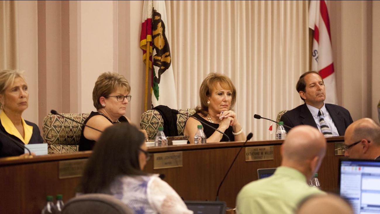 File - Stockton City Council