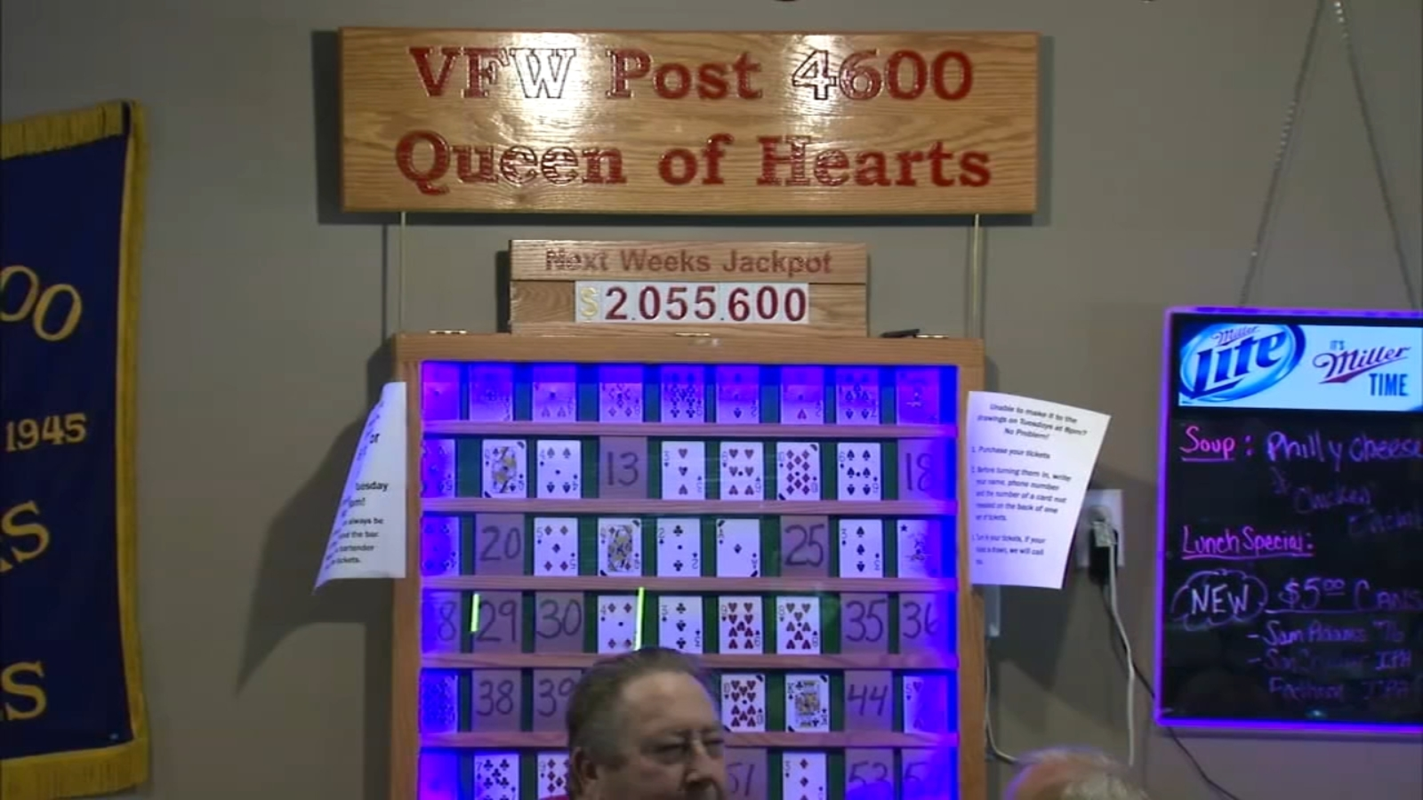 Jackpot In Mchenry Vfw Drawing Rolls Over Grows To