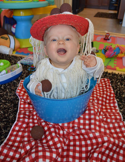 "<div class=""meta image-caption""><div class=""origin-logo origin-image ""><span></span></div><span class=""caption-text"">ABC11 staff and viewers share images of their little ones in costume. (WTVD Photo/ iWitness photo)</span></div>"