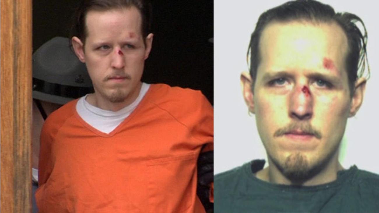 Eric Frein arrested