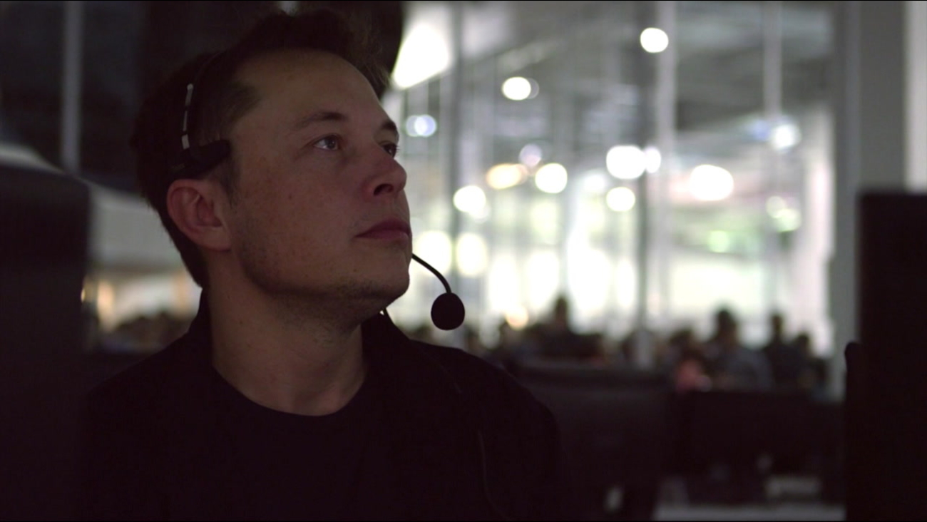 This is an undated image of Elon Musk.