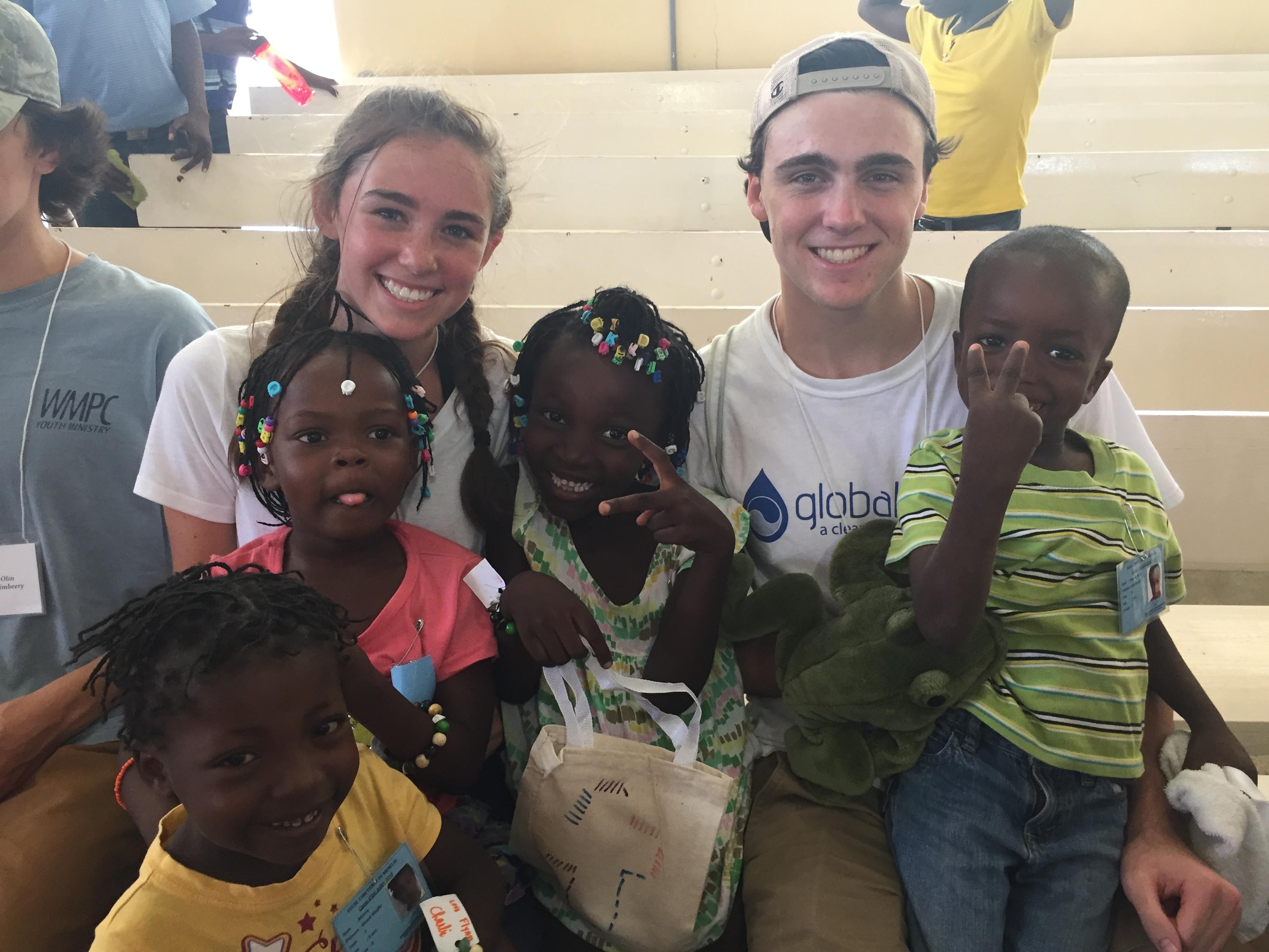 <div class='meta'><div class='origin-logo' data-origin='none'></div><span class='caption-text' data-credit='Credit: Margaret Johnston'>White Memorial Presbyterian Church's trip to Haiti</span></div>