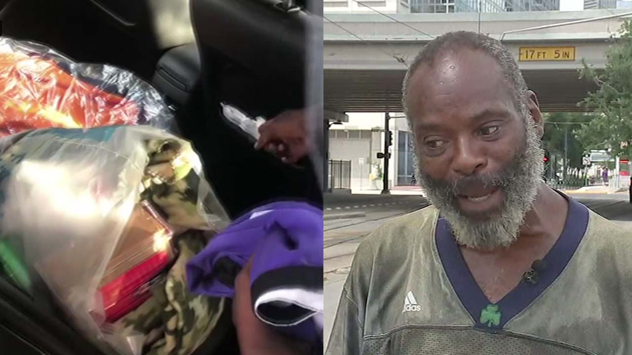 Homeless college graduate gets more than 200 job offers after ...