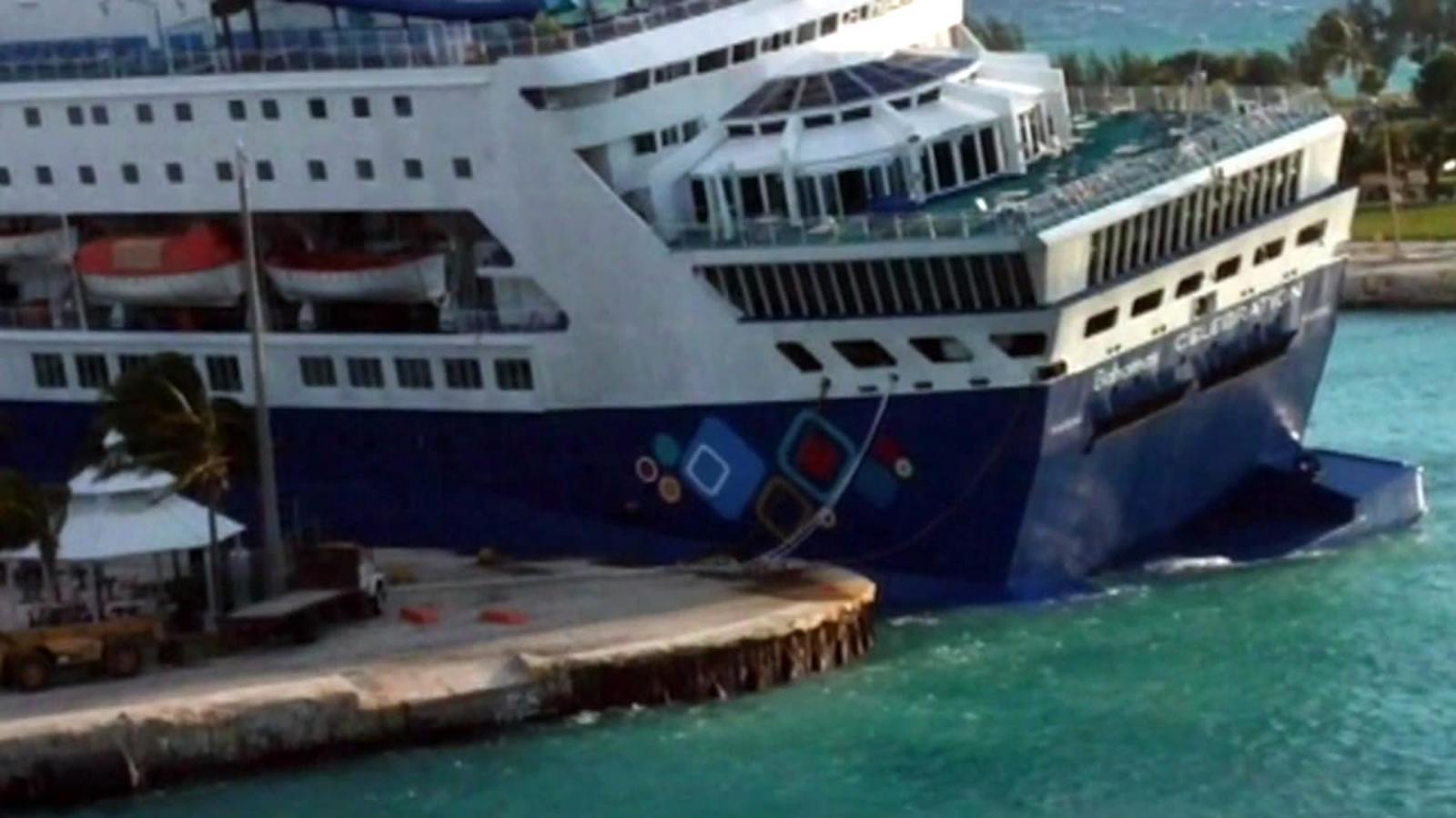 Passengers Describe Chaos After Cruise Ship Runs Aground Abc7 San Francisco