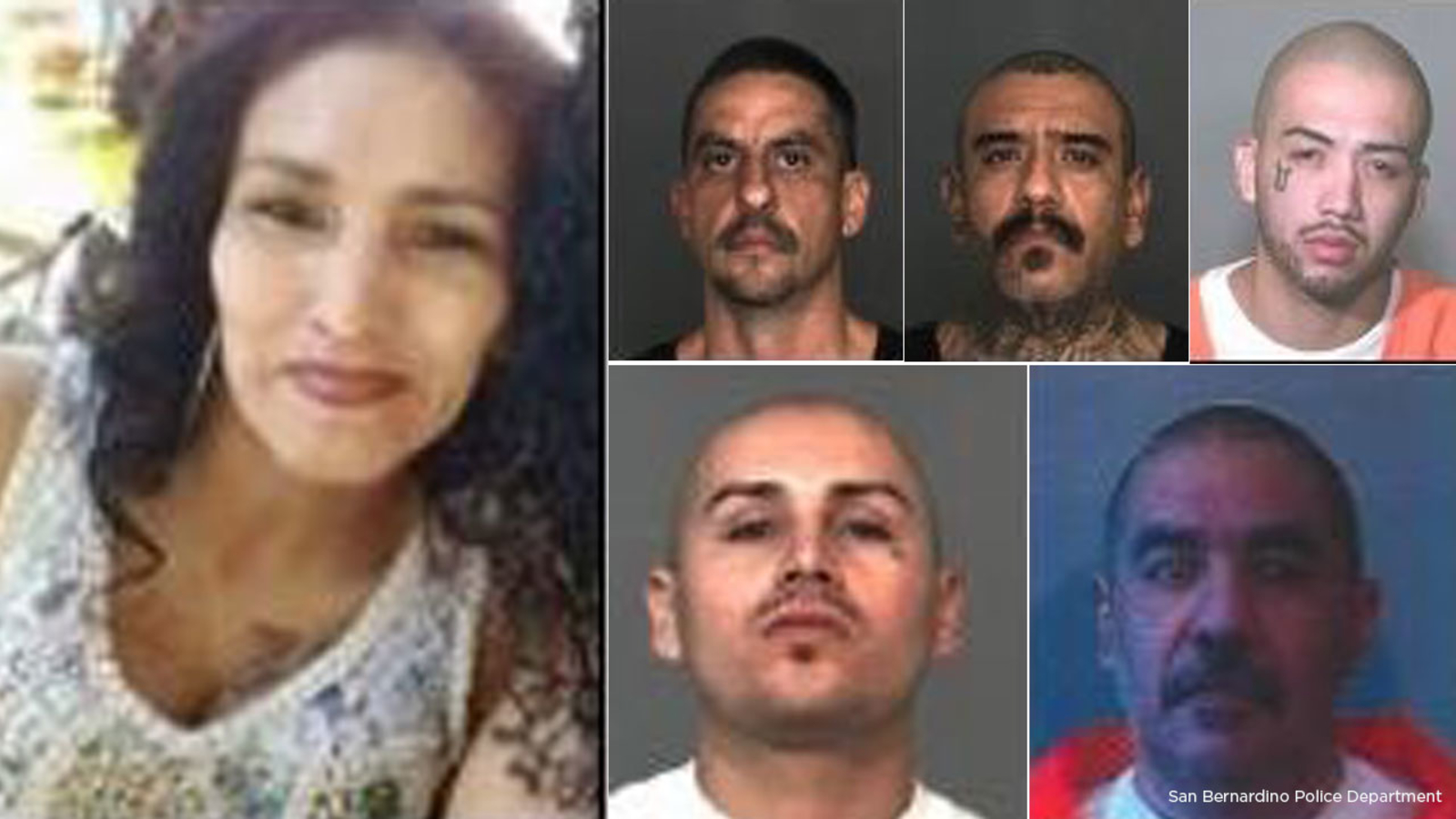 5 arrests made in 2017 killing of Mexican mafia member's wife