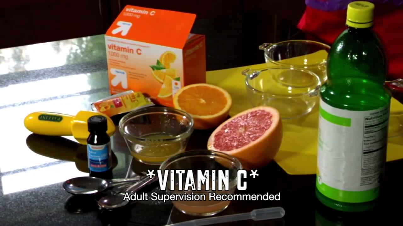 how to test vitamin c levels at home