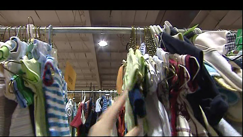The Largest Kid S Consignment Sale In The Nation Is At The Nc