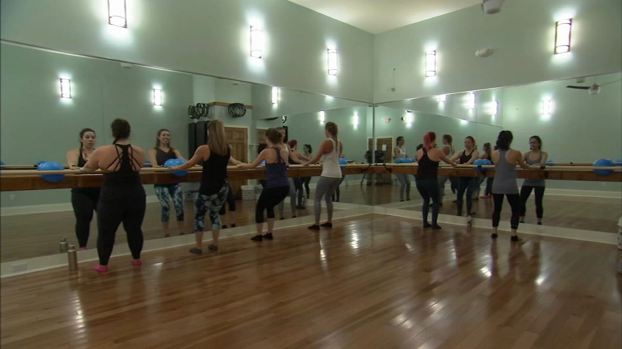 What\'s the Deal: Lumos Yoga and Barre   6abc.com