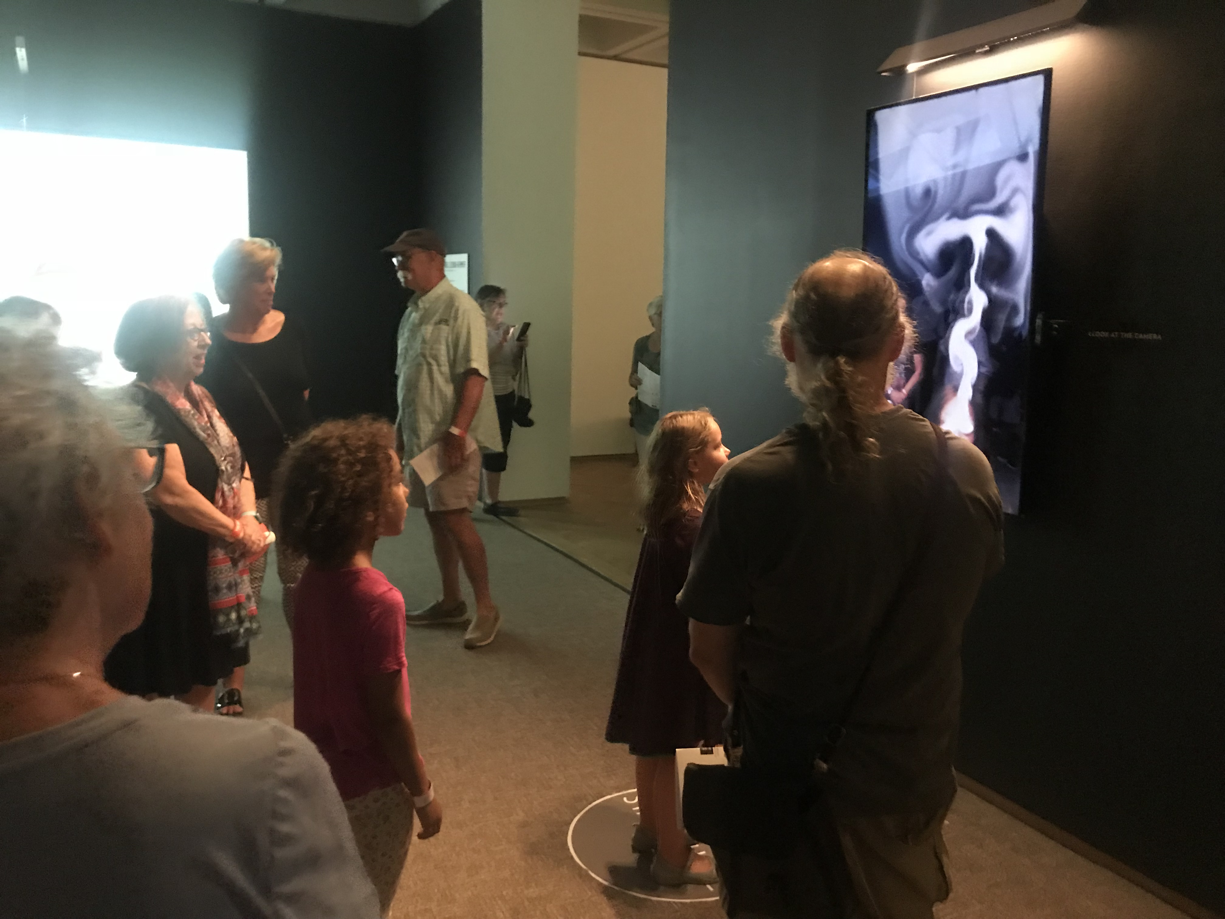 <div class='meta'><div class='origin-logo' data-origin='WTVD'></div><span class='caption-text' data-credit=''>Time running out to see NC Museum of Art exhibit 'You Are Here'</span></div>
