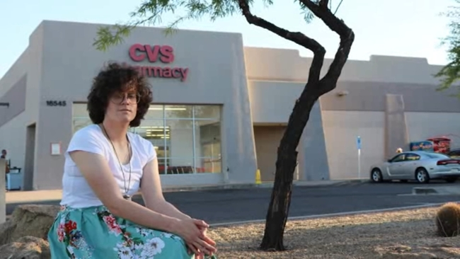 cvs apologizes after a pharmacist refused to fill a transgender