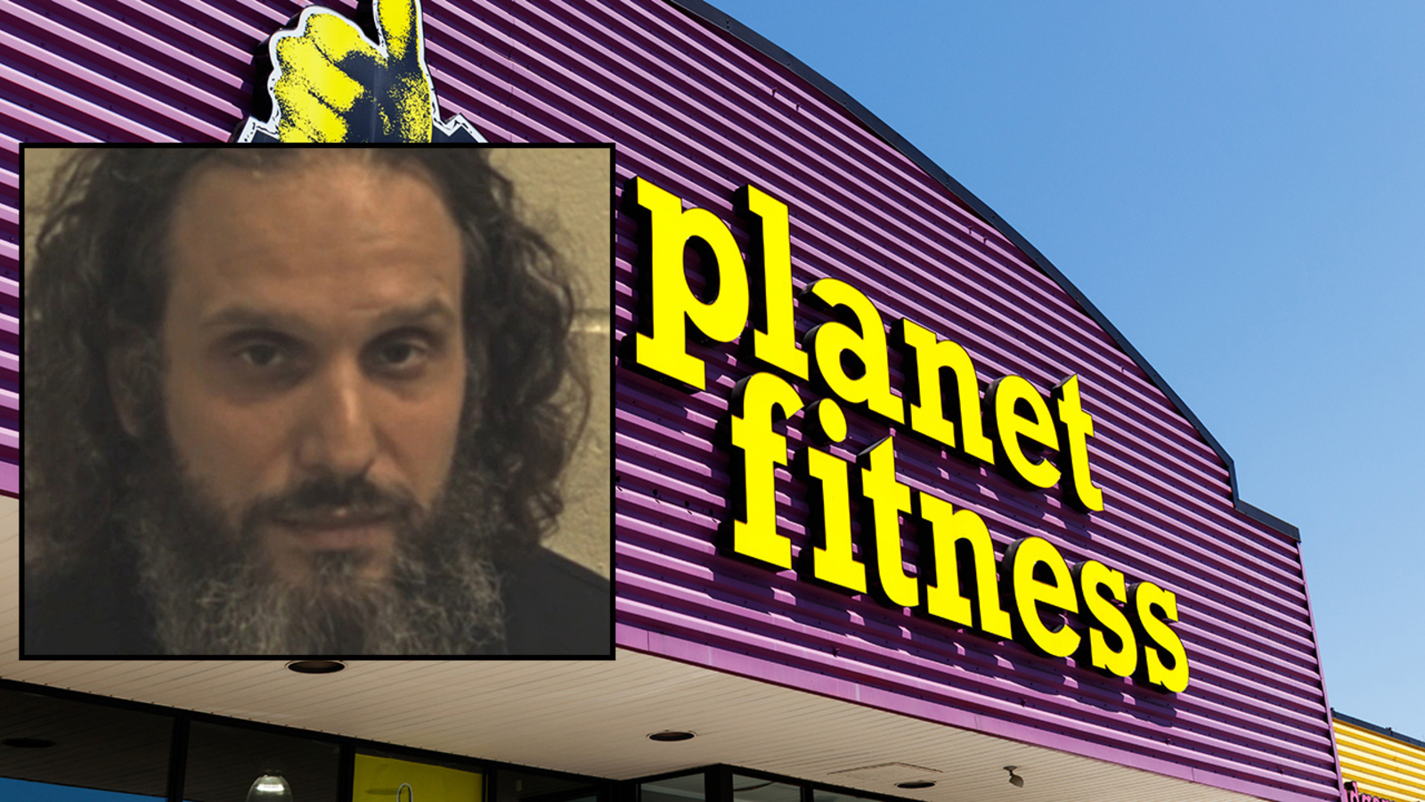 Man arrested for exercising naked at Planet Fitness gym in