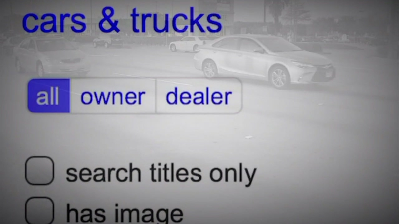 Craigslist Houston Texas Cars And Trucks For Sale By Owner >> Single Dad Falls Victim To Craigslist Car Sale Scam By Crook In Katy