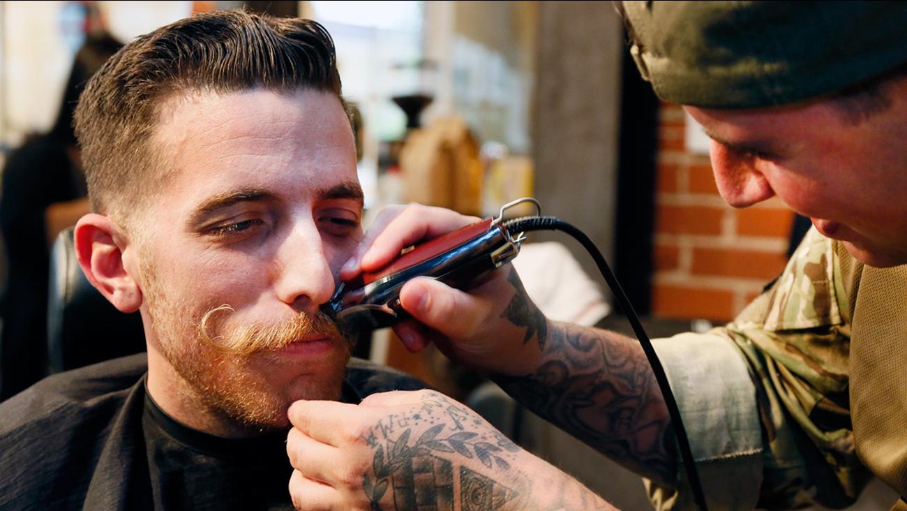 Movember Foundation participant