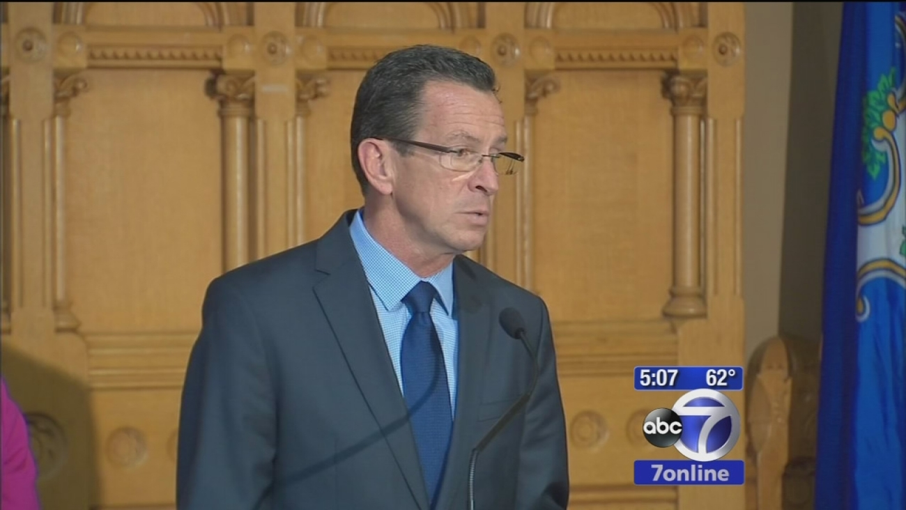 Foley concedes to Malloy in Conn. governor's race