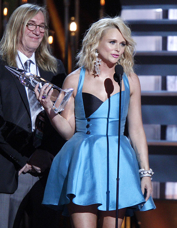 "<div class=""meta image-caption""><div class=""origin-logo origin-image ""><span></span></div><span class=""caption-text"">Single of the Year: ""Automatic"" -- Miranda Lambert (AP)</span></div>"