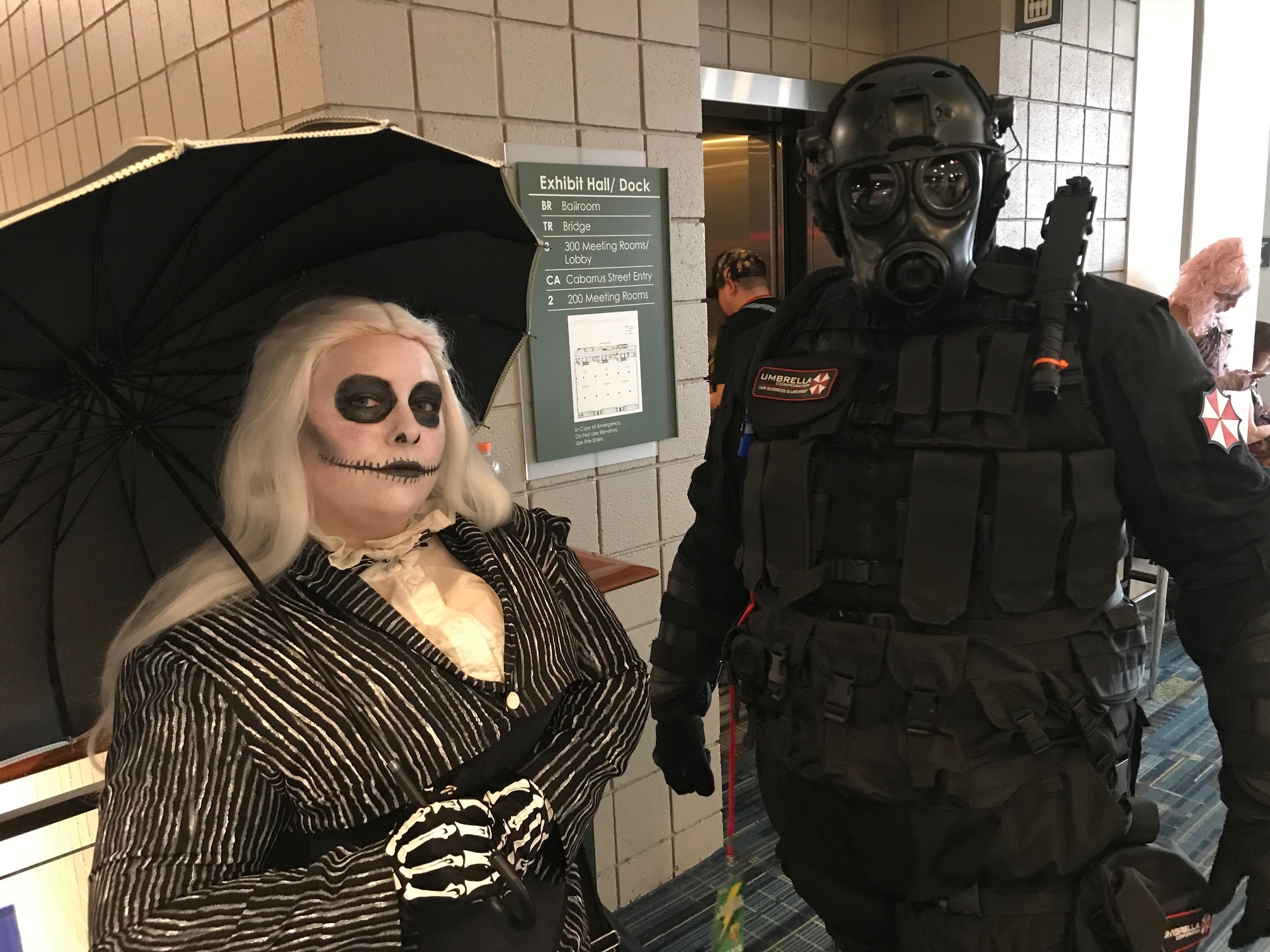 <div class='meta'><div class='origin-logo' data-origin='WTVD'></div><span class='caption-text' data-credit='Josh Chapin'>Scenes from Raleigh's Supercon on Friday.</span></div>
