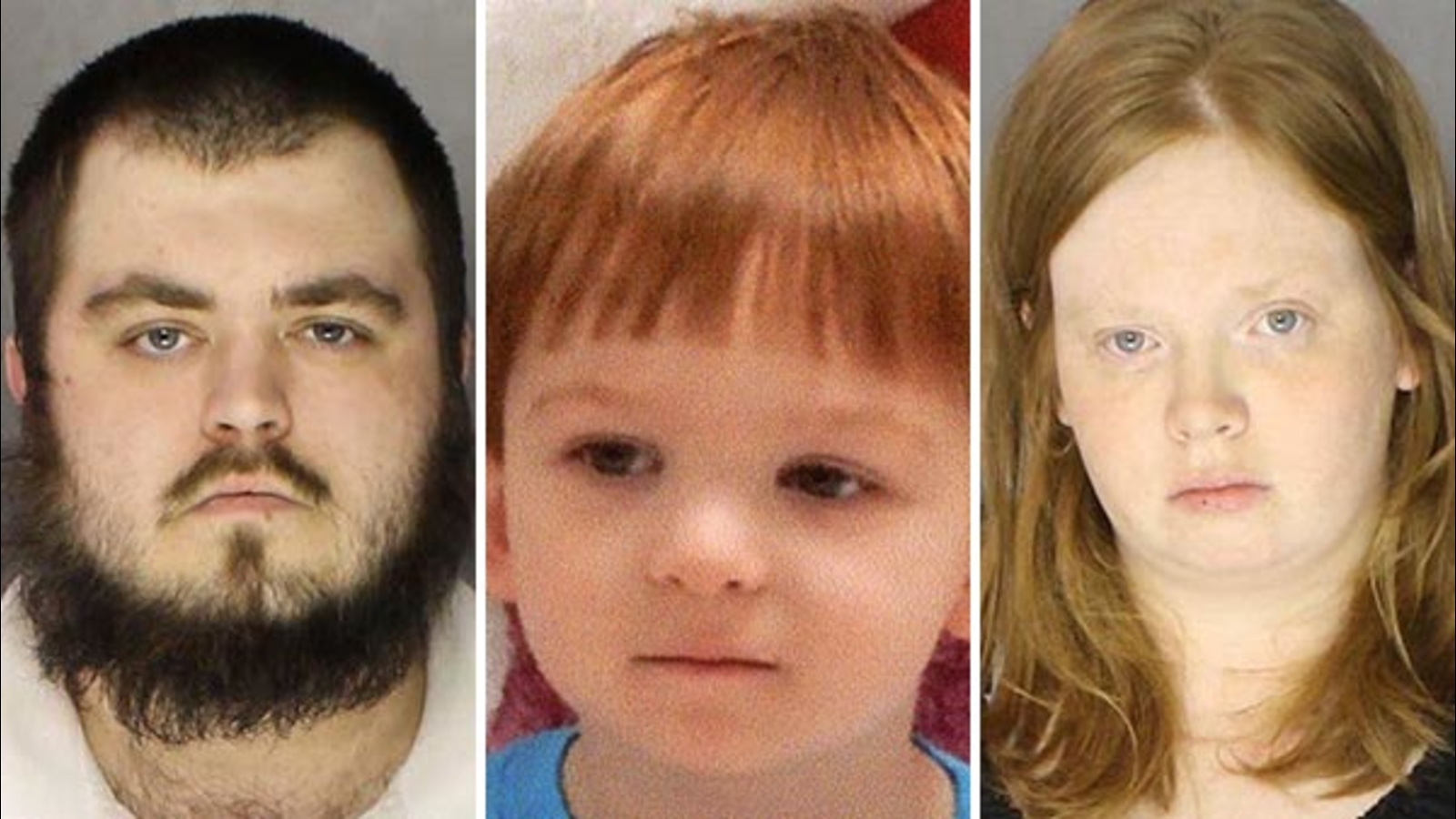 Police: 3-year-old hung up by feet, beaten, killed in Chester County