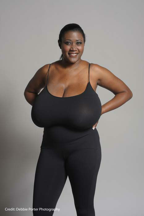 """<div class=""""meta image-caption""""><div class=""""origin-logo origin-image """"><span></span></div><span class=""""caption-text"""">Kerisha Mark suffered from a medical condition that gave her a 36NNN bust size. (KTRK Photo/ Debbie Porter Photography)</span></div>"""