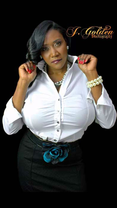 """<div class=""""meta image-caption""""><div class=""""origin-logo origin-image """"><span></span></div><span class=""""caption-text"""">Kerisha Mark suffered from a medical condition that gave her a 36NNN bust size. (KTRK Photo/ J. Golden Photography)</span></div>"""
